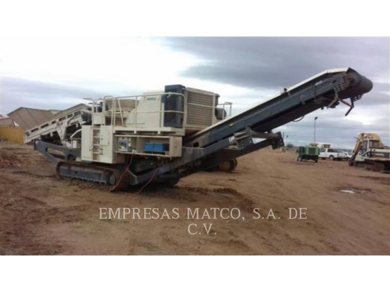 METSO CRUSHERS LT200 equipment  photo 1
