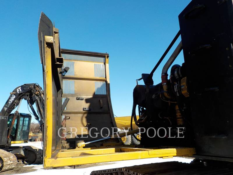 CATERPILLAR FORESTRY - FELLER BUNCHERS - TRACK 521B equipment  photo 13