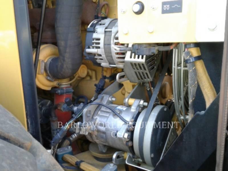 CATERPILLAR VIBRATORY SINGLE DRUM SMOOTH CS-533E equipment  photo 5