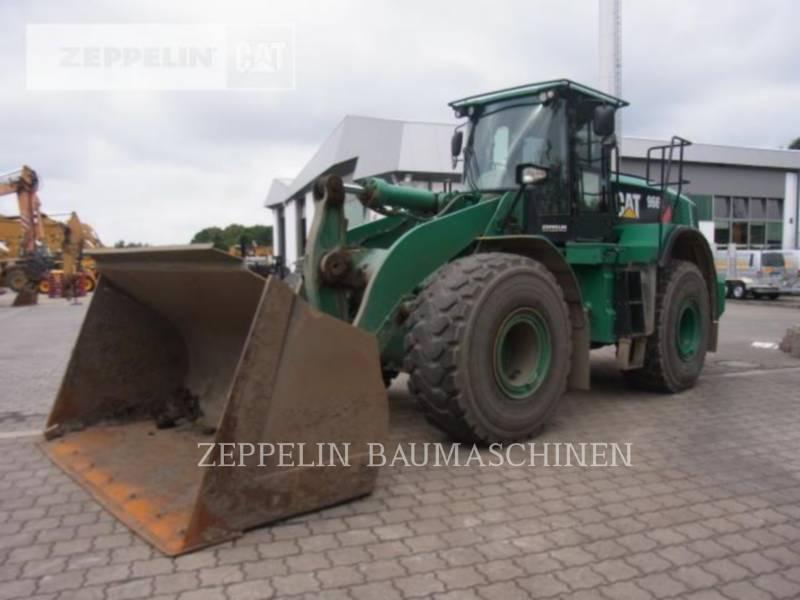 CATERPILLAR ŁADOWARKI KOŁOWE/ZINTEGROWANE NOŚNIKI NARZĘDZI 966K equipment  photo 2