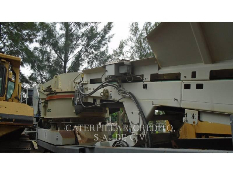 METSO CRUSHERS LT7150 equipment  photo 1