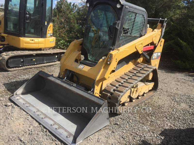 CATERPILLAR MULTITERREINLADERS 259D equipment  photo 1