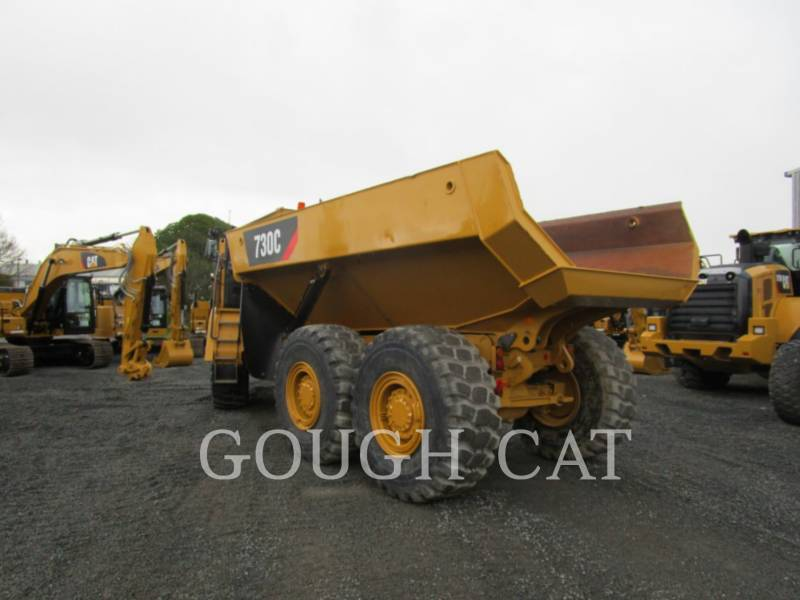 CATERPILLAR DUMPER ARTICOLATI 730C equipment  photo 3