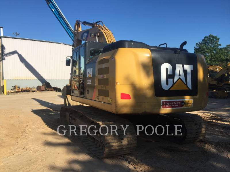 CATERPILLAR TRACK EXCAVATORS 320E L equipment  photo 13