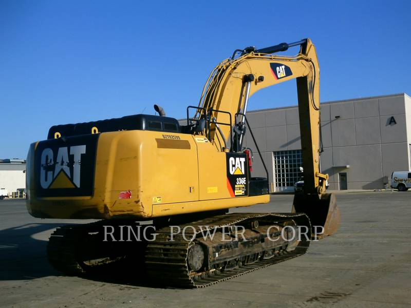 CATERPILLAR PELLES SUR CHAINES 336ELTC equipment  photo 4
