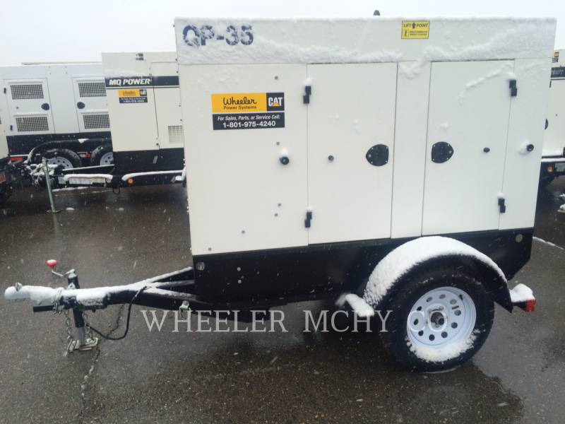 OTHER US MFGRS PORTABLE GENERATOR SETS HANCO - QP35 equipment  photo 2