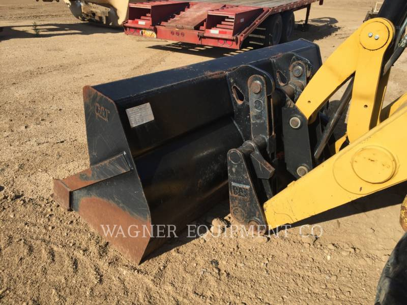 CATERPILLAR BAGGERLADER 420EST equipment  photo 7
