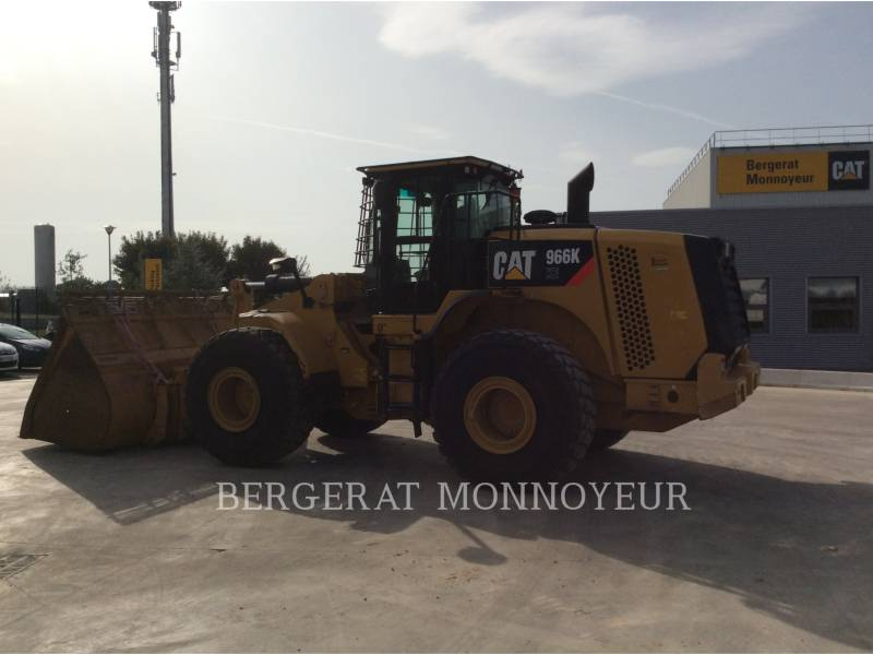 CATERPILLAR CARGADORES DE RUEDAS 966K XE equipment  photo 5