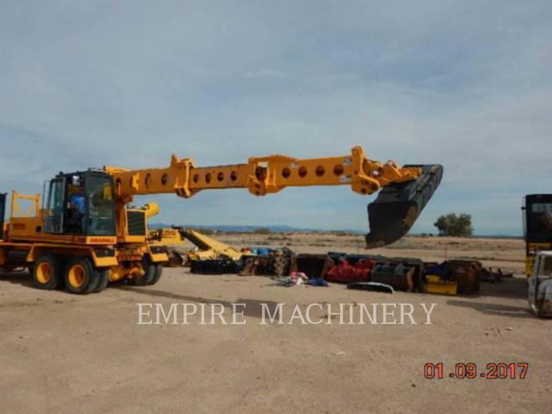 GRADALL COMPANY KOPARKI GĄSIENICOWE XL5100 equipment  photo 7