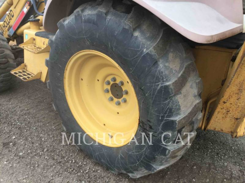 FORD / NEW HOLLAND BACKHOE LOADERS 555E equipment  photo 17