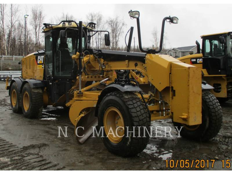 CATERPILLAR モータグレーダ 160M2 equipment  photo 2