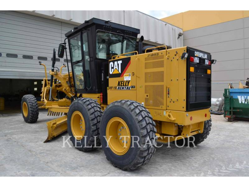 CATERPILLAR MOTONIVELADORAS 140K equipment  photo 3