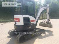 BOBCAT ESCAVADEIRAS E26 equipment  photo 4