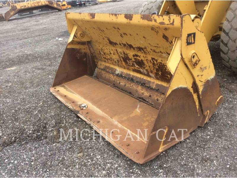 CATERPILLAR CARGADORES DE RUEDAS 924K equipment  photo 22