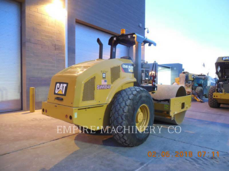 Caterpillar TAMBUR SIMPLU VIBRATOR NETED CS54B equipment  photo 2