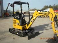Equipment photo CATERPILLAR 301.7D TRACK EXCAVATORS 1