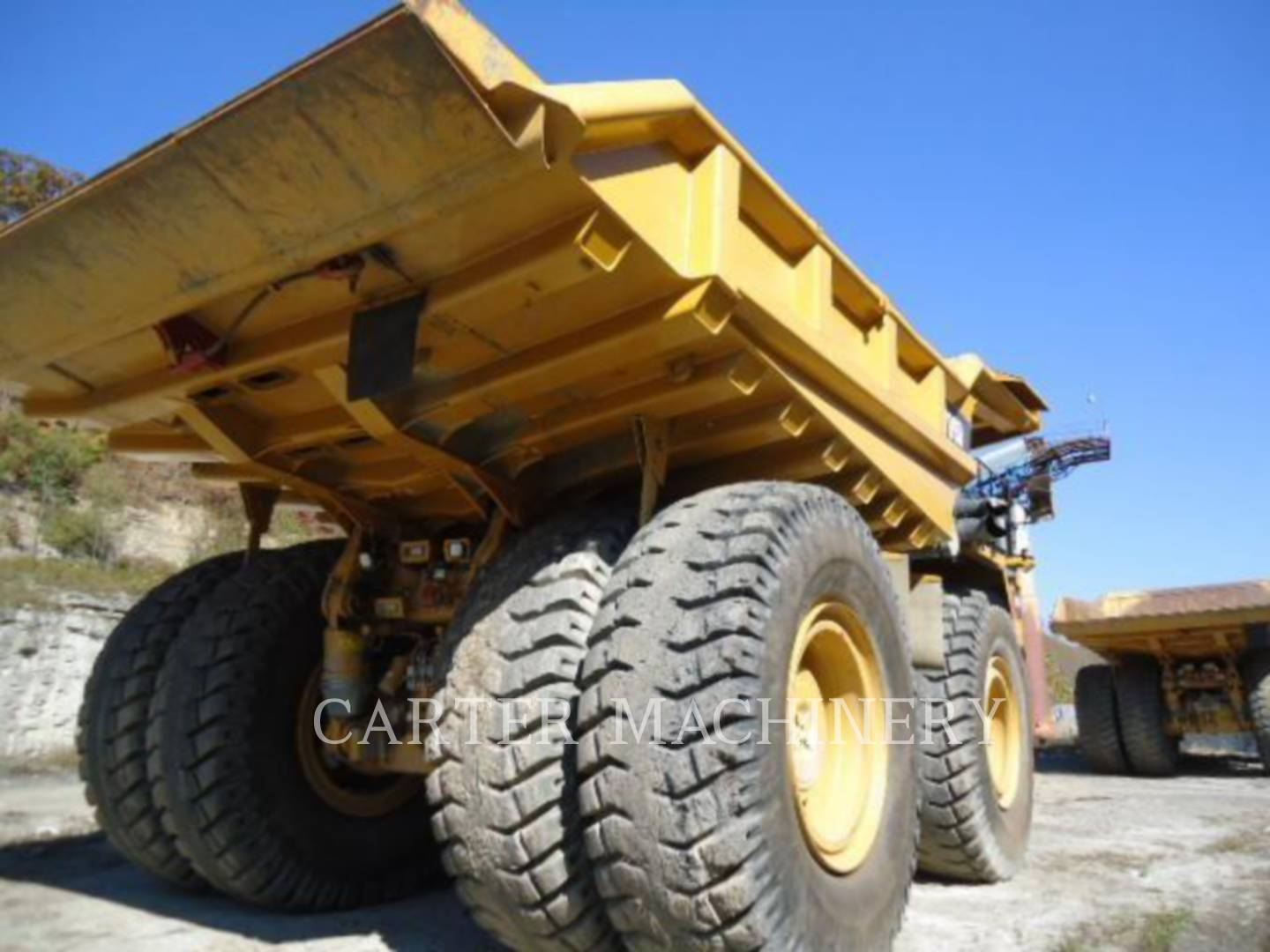 Detail photo of 2012 Caterpillar 789D from Construction Equipment Guide