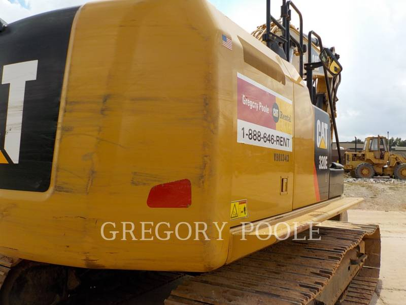 CATERPILLAR EXCAVADORAS DE CADENAS 320E L equipment  photo 12