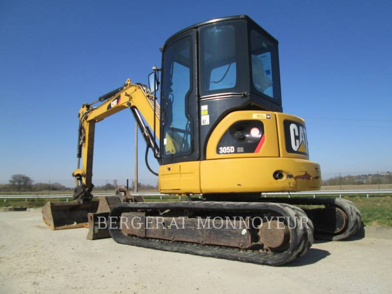 CATERPILLAR トラック油圧ショベル 305DCR equipment  photo 2
