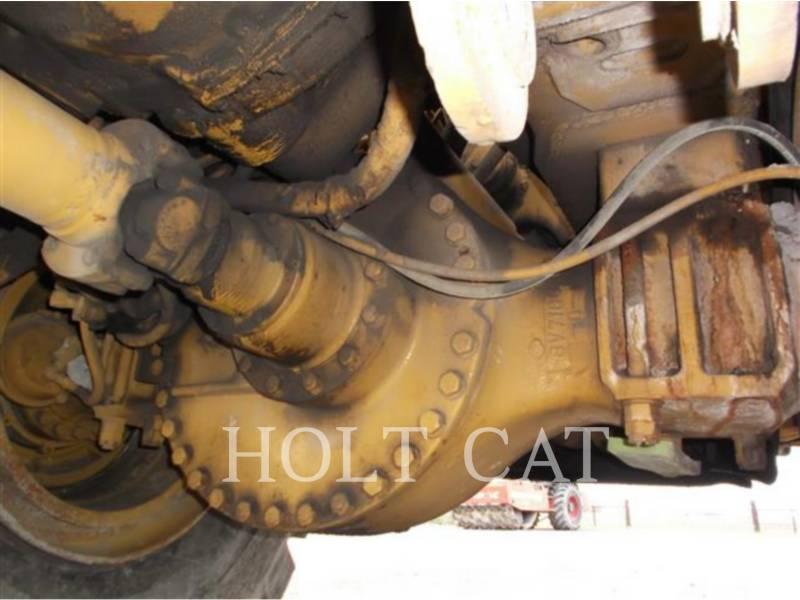 CATERPILLAR WHEEL TRACTOR SCRAPERS 615 equipment  photo 13