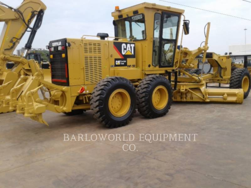 Caterpillar AUTOGREDERE 140 K equipment  photo 3