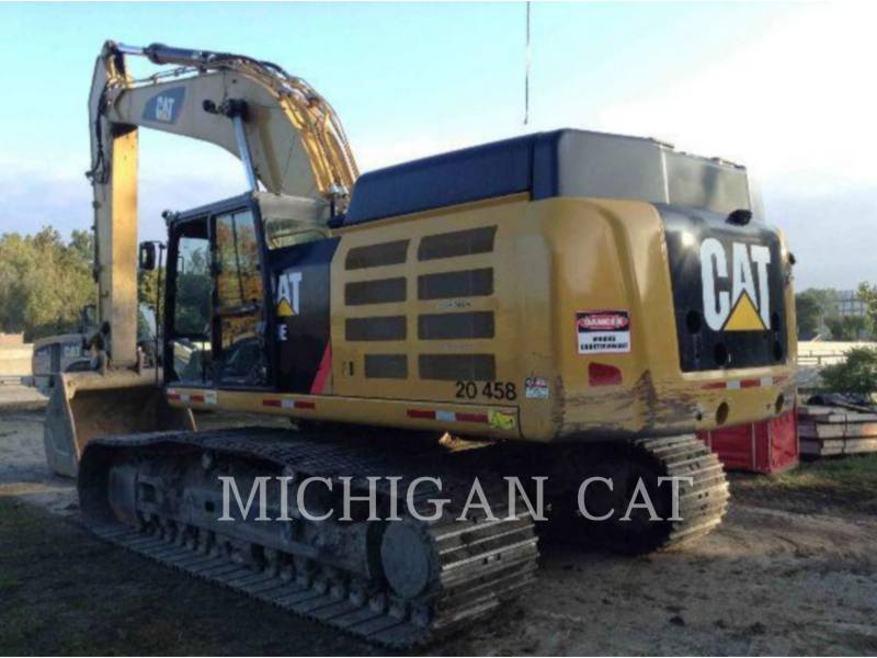 CATERPILLAR TRACK EXCAVATORS 349EL Q equipment  photo 4