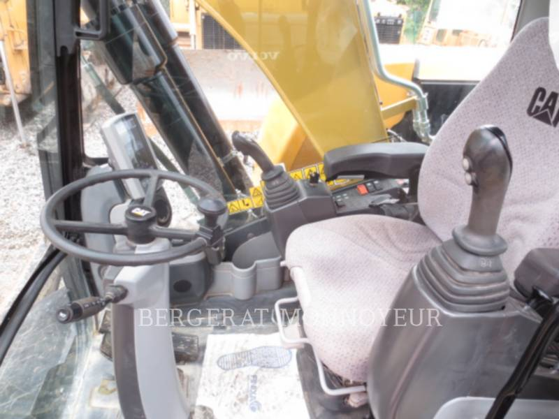 CATERPILLAR PELLES SUR PNEUS M313D equipment  photo 14