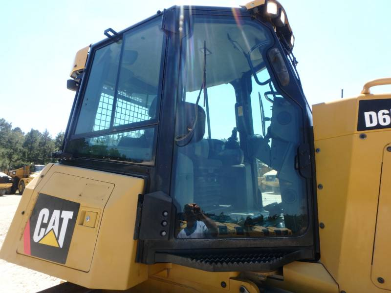 CATERPILLAR TRACTOREN OP RUPSBANDEN D6K2LGP equipment  photo 11