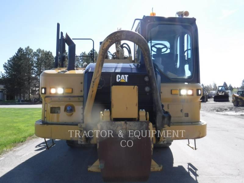 CATERPILLAR WHEEL TRACTOR SCRAPERS 627K equipment  photo 16