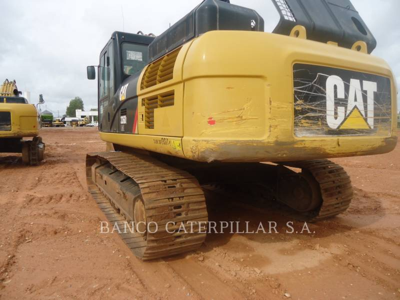 CATERPILLAR KETTEN-HYDRAULIKBAGGER 336D2L equipment  photo 2