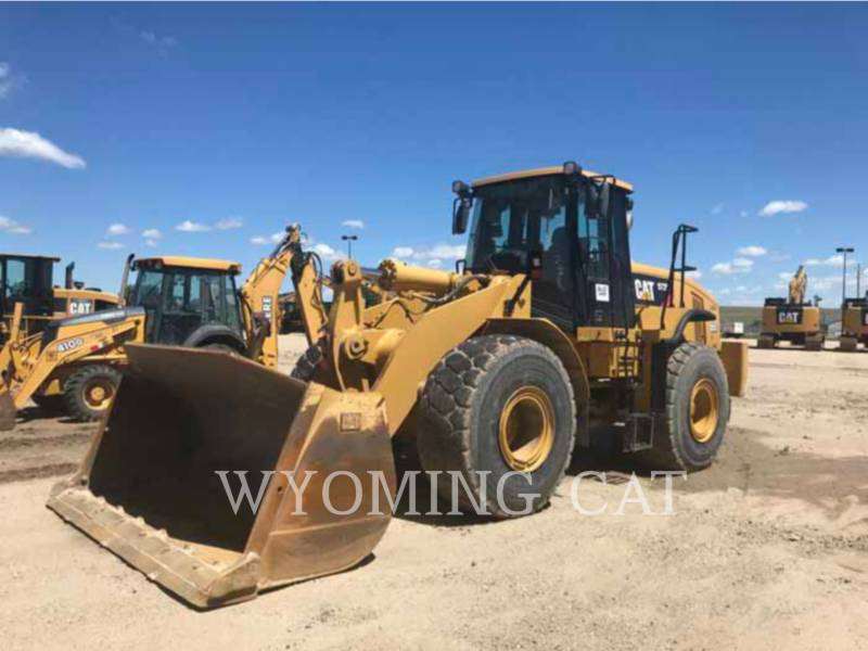 CATERPILLAR WHEEL LOADERS/INTEGRATED TOOLCARRIERS 972H equipment  photo 5