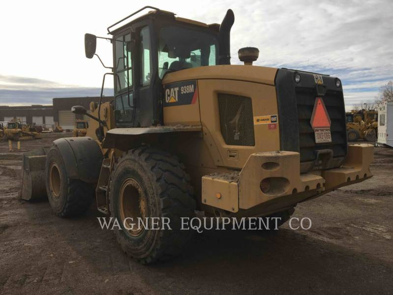 CATERPILLAR PALE GOMMATE/PALE GOMMATE MULTIUSO 938M equipment  photo 4