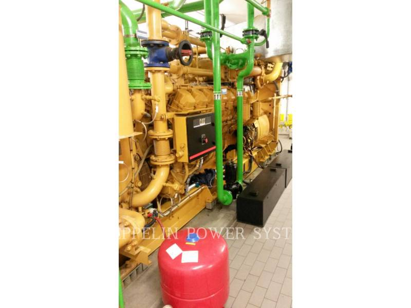 CATERPILLAR FIJO - GAS NATURAL G3516B equipment  photo 4