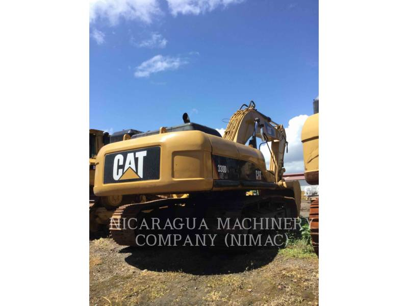 CATERPILLAR KOPARKI GĄSIENICOWE 330DL equipment  photo 4