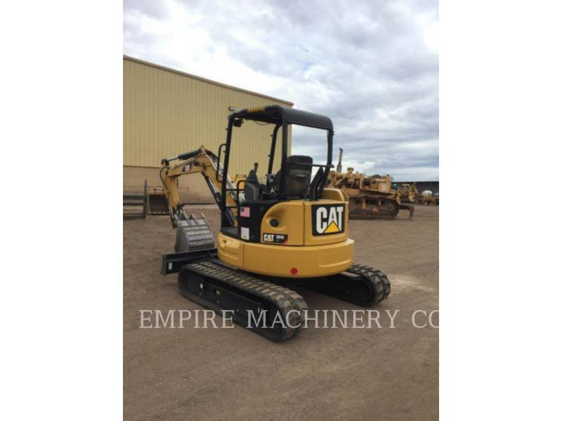 CATERPILLAR KETTEN-HYDRAULIKBAGGER 304E2 ORTH equipment  photo 1