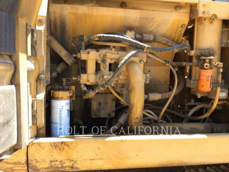 CATERPILLAR EXCAVADORAS DE CADENAS 322BL equipment  photo 10