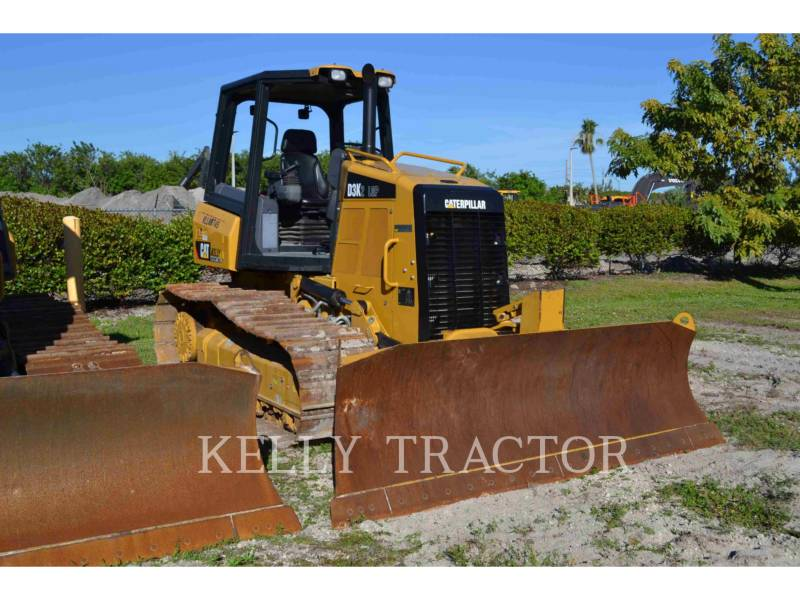 Caterpillar TRACTOARE CU ŞENILE D3K2LGP equipment  photo 1