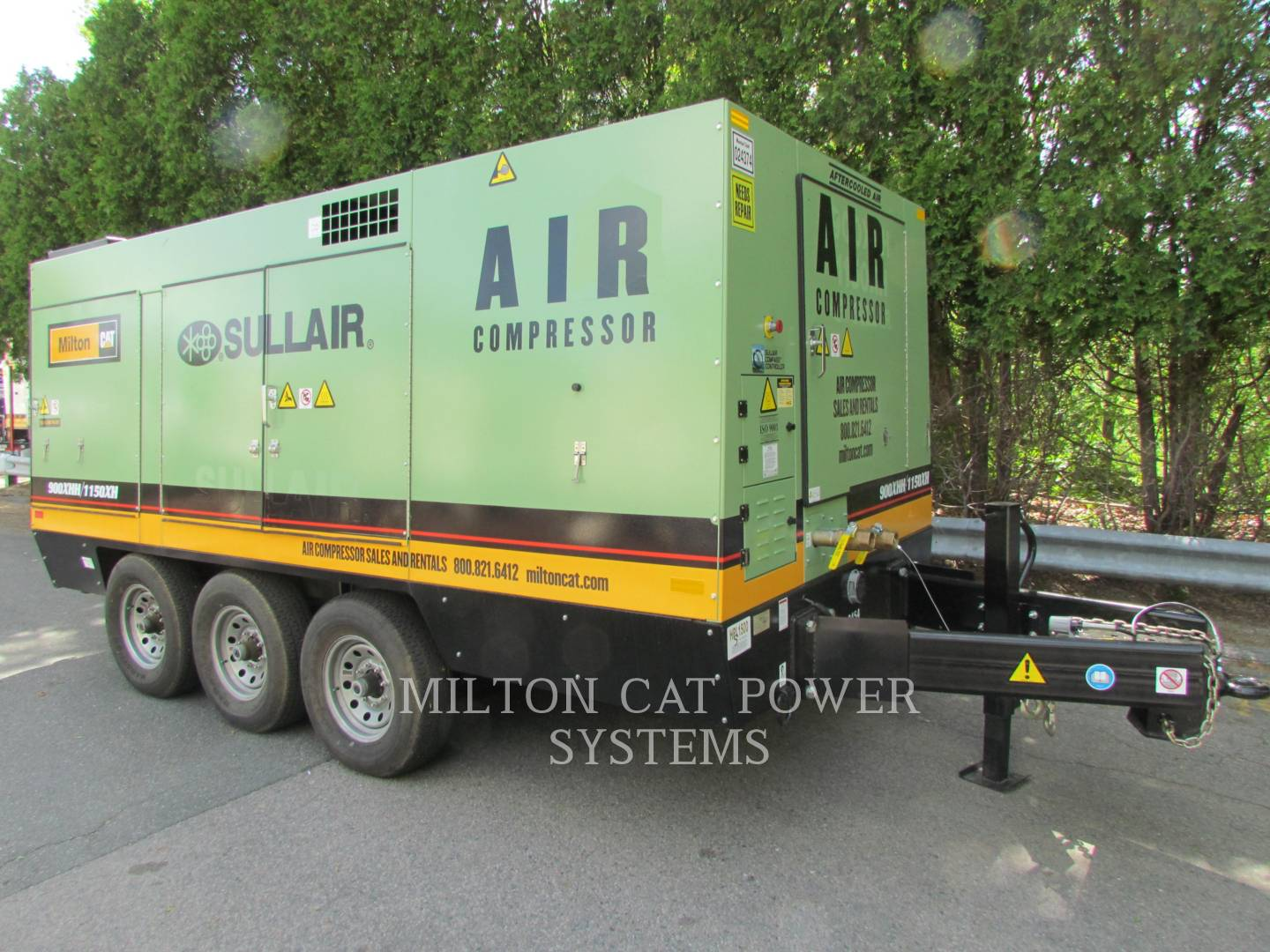 Detail photo of 2015 Sullair 900-1150 from Construction Equipment Guide