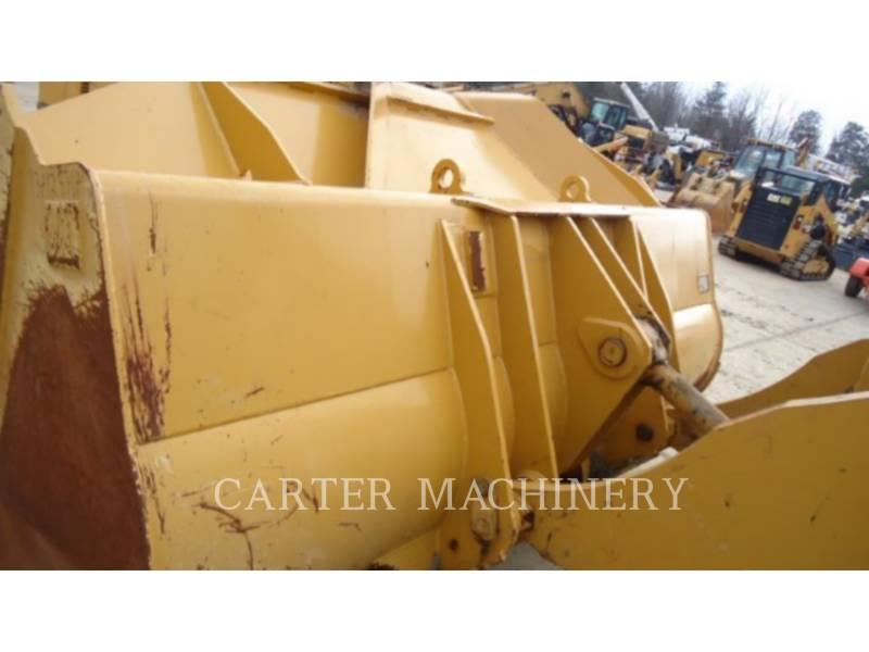 CATERPILLAR RADLADER/INDUSTRIE-RADLADER 972M equipment  photo 8