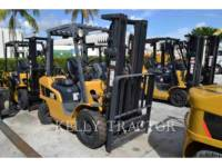 Equipment photo CATERPILLAR LIFT TRUCKS P5000LP PODNOŚNIKI WIDŁOWE 1