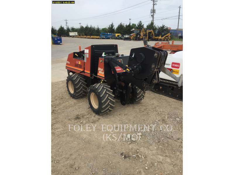 DITCH WITCH (CHARLES MACHINE WORKS) MASZYNY DO KOPANIA ROWÓW 410SX equipment  photo 4