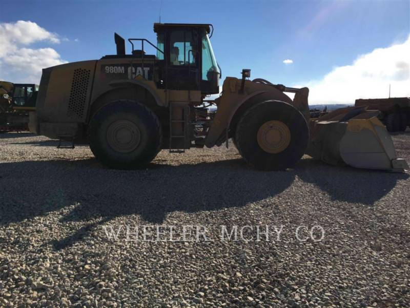 CATERPILLAR WHEEL LOADERS/INTEGRATED TOOLCARRIERS 980M AOC equipment  photo 7