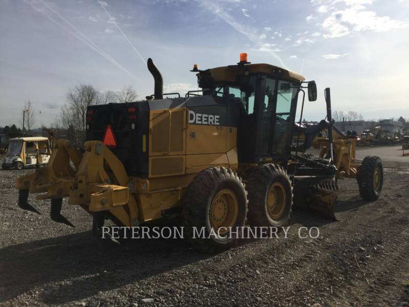 DEERE & CO. MOTORGRADER 772GP equipment  photo 3