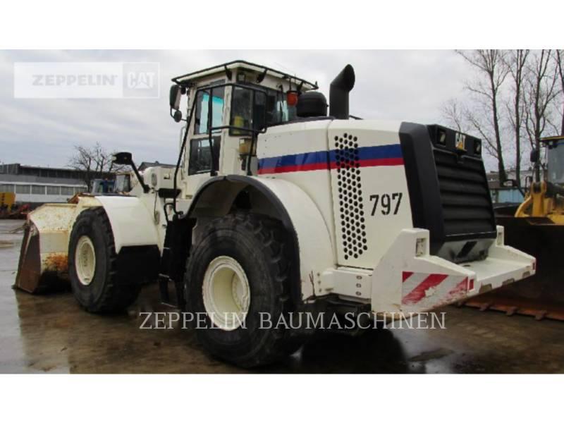 CATERPILLAR ŁADOWARKI KOŁOWE/ZINTEGROWANE NOŚNIKI NARZĘDZI 972K equipment  photo 6