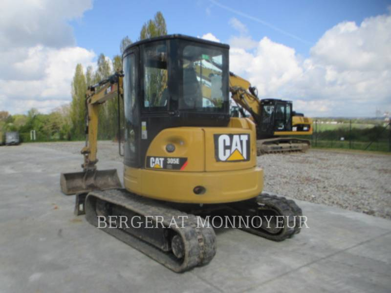 CATERPILLAR KETTEN-HYDRAULIKBAGGER 305ECR equipment  photo 6