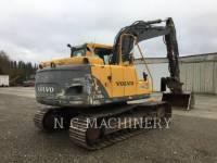 VOLVO CONSTRUCTION EQUIPMENT ESCAVATORI CINGOLATI EC140BLC equipment  photo 6