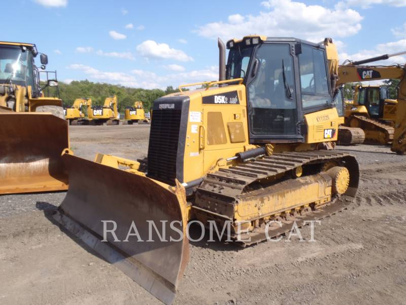 CATERPILLAR TRACTORES DE CADENAS D5K2LGP equipment  photo 4
