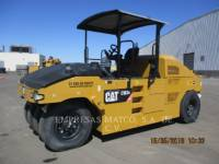 Equipment photo CATERPILLAR CW34LRC COMPATTATORI GOMMATI PNEUMATICI 1