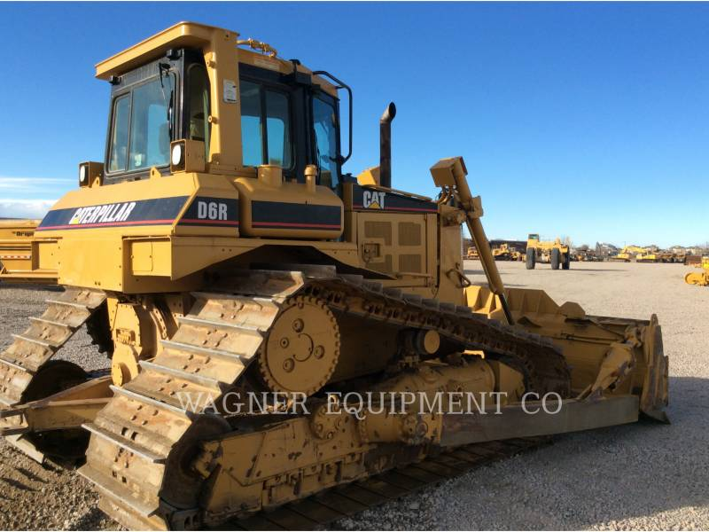CATERPILLAR TRACTEURS SUR CHAINES D6RIILGP equipment  photo 4