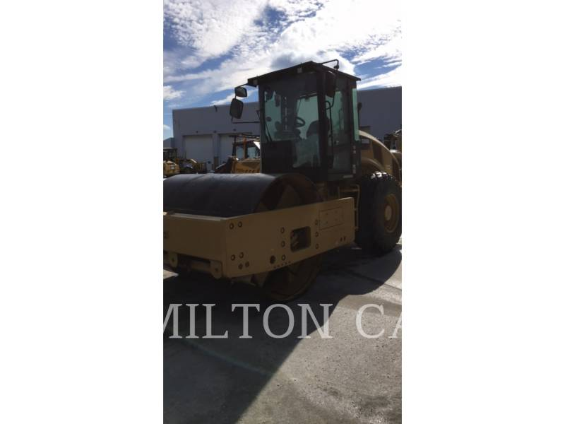 CATERPILLAR COMPACTORS CS66B equipment  photo 1